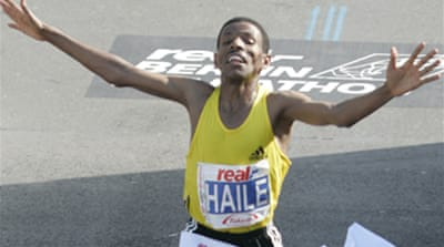 Gebrselassie eyes Olympic gold