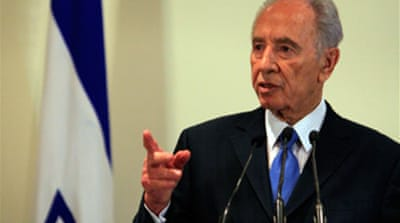 Peres considers Israel PM choices