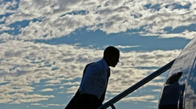 Obama resumes election campaign