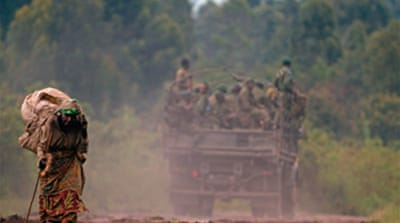 DR Congo rebels take army base