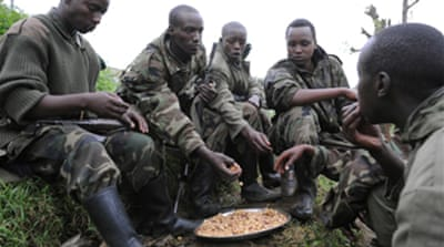 Peace eludes eastern DR Congo