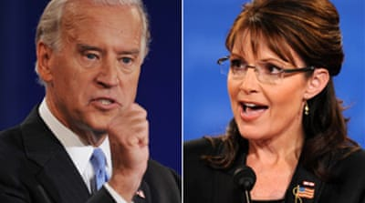 US vice-presidential debate. Your views.