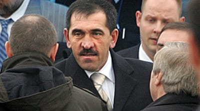 Russia replaces Ingushetia leader