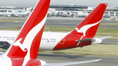 Qantas jet turbulence hurts dozens