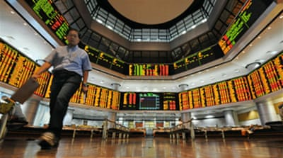 Jitters plague Asia markets