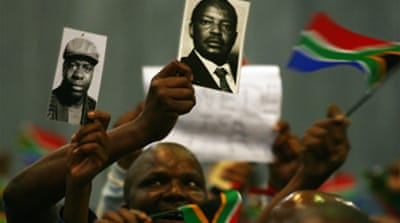 ANC rebels to contest S Africa vote