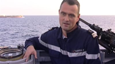 Video: France fights piracy