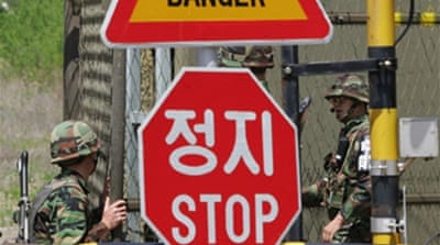 Koreas restore cross-border traffic