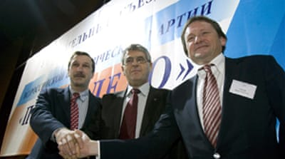 Pro-Kremlin liberal party launched