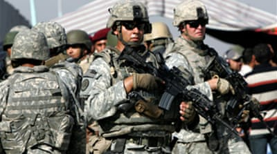 Iraq cabinet approves US troop pact