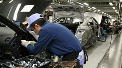 Japan output data casts more gloom