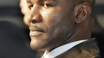 Holyfield to fight Botha