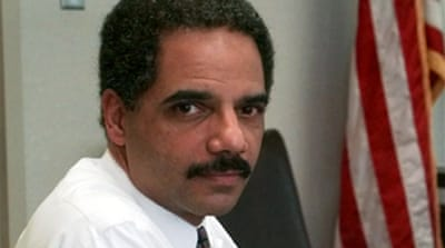 Video: Holder's fight for justice