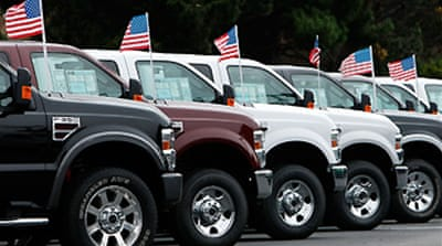 US car makers plead for bailout