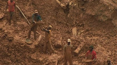 Video: China mines DR Congo riches