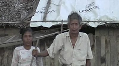Video: After the Myanmar cyclone