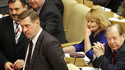 Duma approves longer presidency