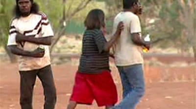 Video: Aborigines' desperate plight