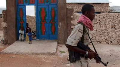 Aid workers seized in Somalia