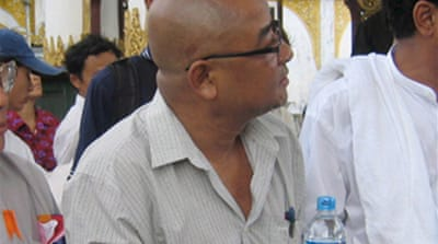 Myanmar aid activist gets 45 years