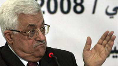 Abbas threatens snap elections