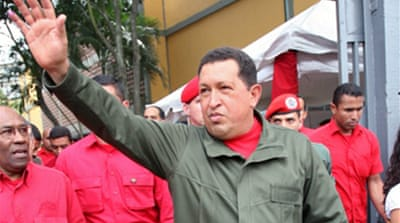 Chavez allies sweep state elections