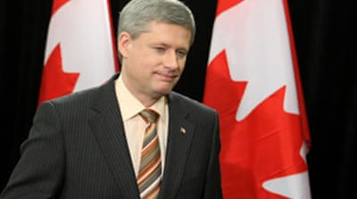 Canada opposition bids to unseat PM