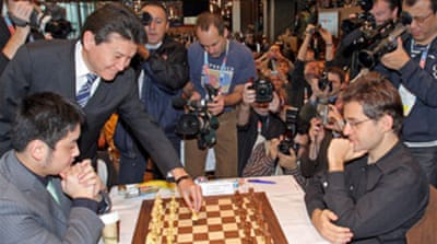 Armenia wins gold in Chess Olympiad