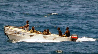 Somali pirates in hijacking spree
