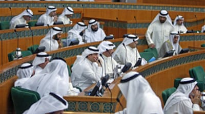 Kuwaiti cabinet resignation blocked