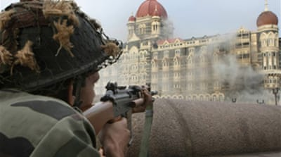 Siege ends at Mumbai's Taj hotel