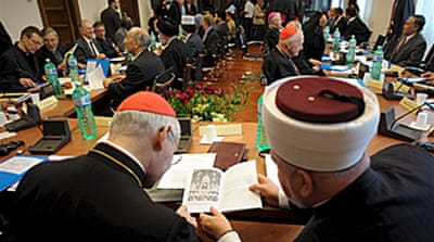 Vatican hosts Catholic-Muslim talks