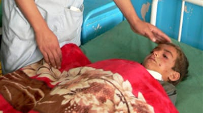 US air raid kills Afghan civilians