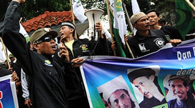 Fallout fears from Bali executions