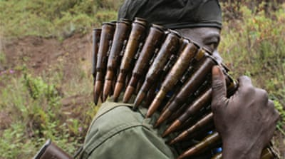 DRC-Rwandan troops kill Hutu rebels