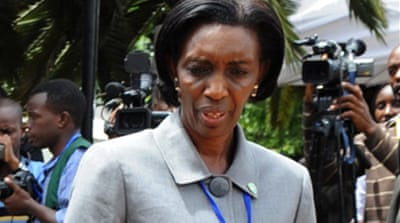 Rwanda angered by official's arrest