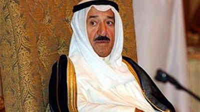 Kuwait accepts cabinet resignation