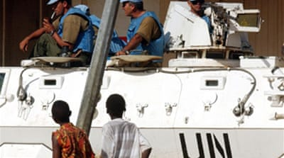 UN approves partial DRC withdrawal