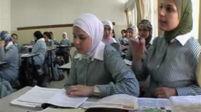 Two Schools in Nablus