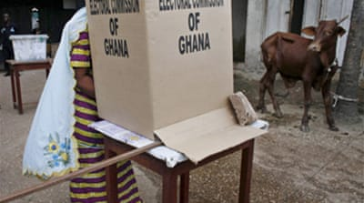 Ghana to hold run-off election