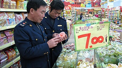 China launches food safety drive