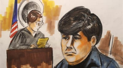 Blagojevich's takedown
