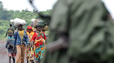 UN warns over DR Congo killings