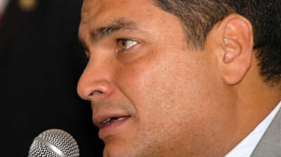 Ecuador expels US embassy official