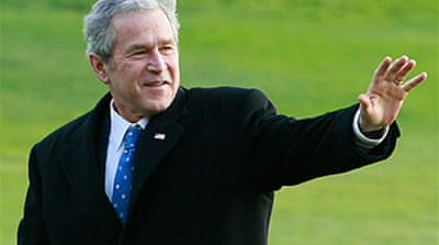 Was Bush's 'mission accomplished'?
