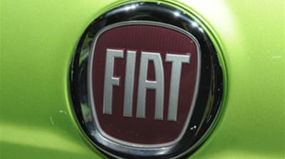 Extended lay-off for Fiat workers