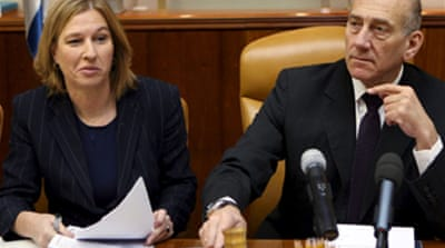 Livni vows to topple Hamas
