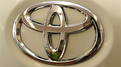 Toyota slashes vehicle output
