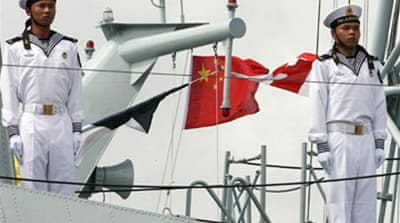 China mulls increased sea patrols