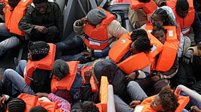 Migrants rescued off Malta coast